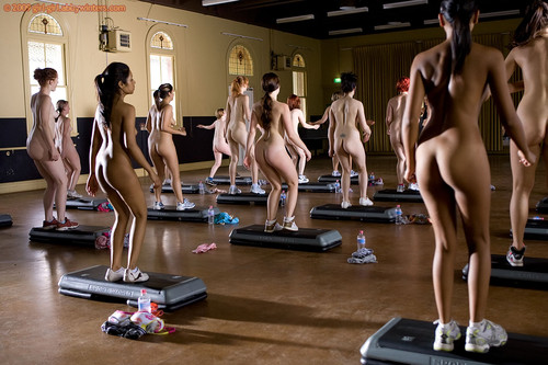 Step Aerobics Girls (5 de 5)